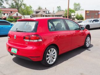 2013 Volkswagen Golf TDI w/Sunroof & Nav Englewood, CO 5