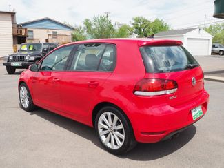 2013 Volkswagen Golf TDI w/Sunroof & Nav Englewood, CO 7
