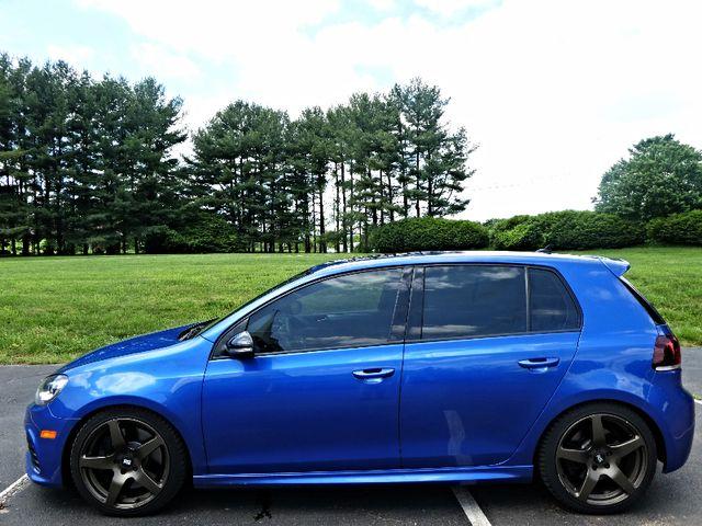 2013 Volkswagen Golf R w/Sunroof & Navi Leesburg, Virginia 4