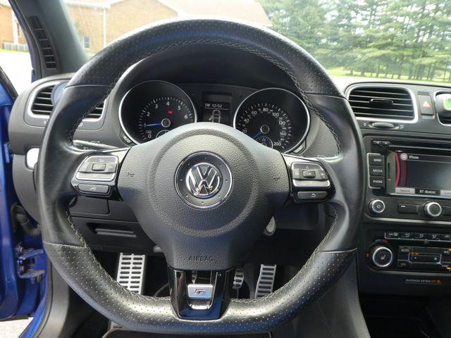 2013 Volkswagen Golf R w/Sunroof & Navi Leesburg, Virginia 17