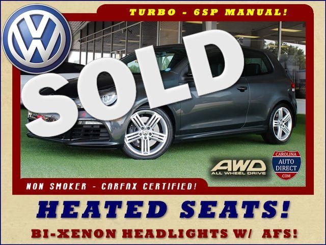 2013 Volkswagen Golf R AWD - TURBO - HEATED SEATS! Mooresville , NC 0