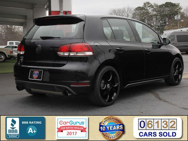 2013 Volkswagen GTI Wolfsburg - TURBO - HEATED LEATHER! Mooresville , NC 2