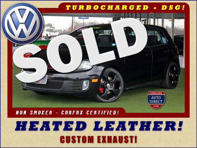 2013 Volkswagen GTI Wolfsburg - TURBO - HEATED LEATHER! Mooresville , NC 0