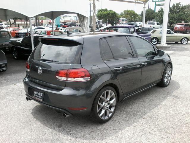 2013 Volkswagen GTI Wolfsburg Edition w/Sunroof & Navi San Antonio, Texas 5