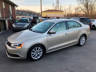 2013 Volkswagen Jetta SE w/Convenience/Sunroof Knoxville , Tennessee 8