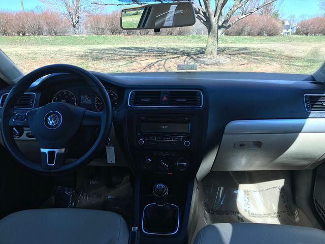 2013 Volkswagen Jetta SE w/Convenience Leesburg, Virginia 12