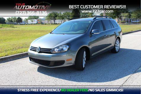 2013 Volkswagen Jetta TDI w/Sunroof in Pinellas Park, Florida