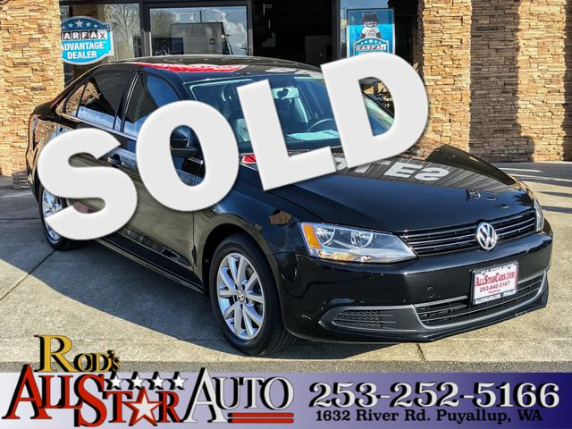 2013 Volkswagen Jetta SE wConvenienceSunroof This vehicle is a CarFax certified one-owner used c