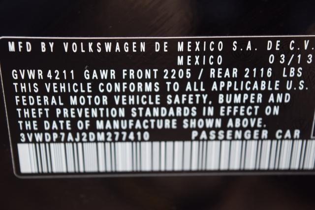 2013 Volkswagen Jetta SE w/Convenience Richmond Hill, New York 16