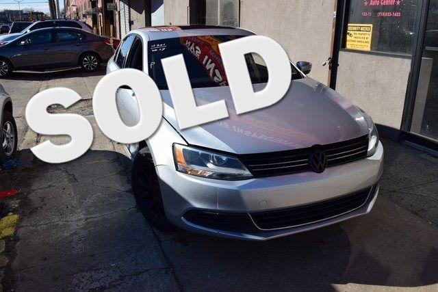 2013 Volkswagen Jetta SE w/Convenience/Sunroof Richmond Hill, New York 0