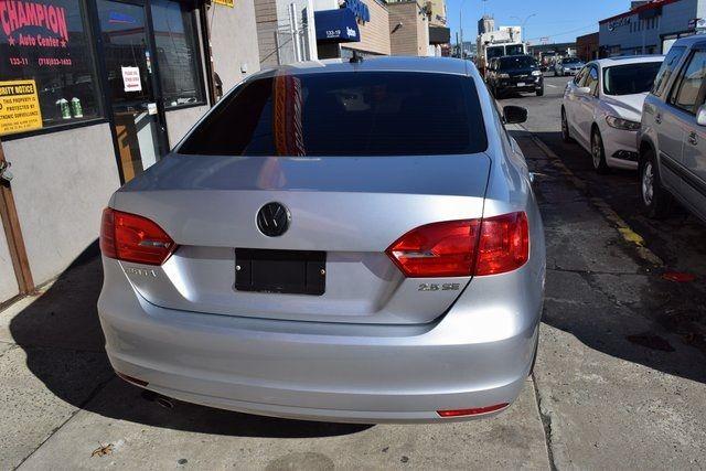 2013 Volkswagen Jetta SE w/Convenience/Sunroof Richmond Hill, New York 9