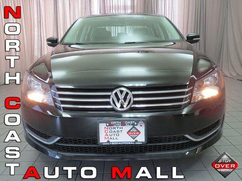 2013 Volkswagen Passat SE w/Sunroof & Nav in Akron, OH