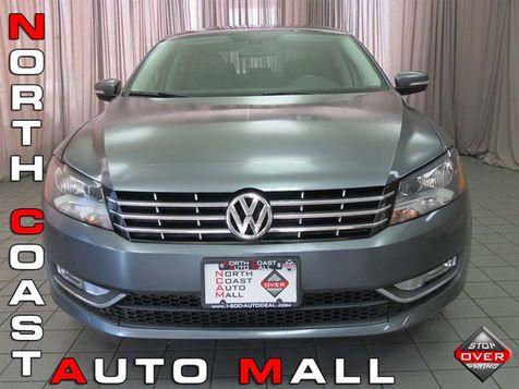 2013 Volkswagen Passat SEL Premium in Akron, OH