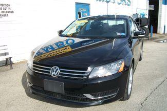2013 Volkswagen Passat SE w/Sunroof Bentleyville, Pennsylvania 19