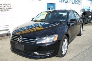 2013 Volkswagen Passat SE w/Sunroof Bentleyville, Pennsylvania 27