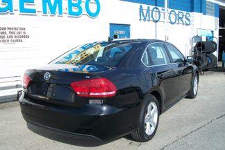 2013 Volkswagen Passat SE w/Sunroof Bentleyville, Pennsylvania 15