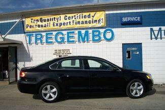 2013 Volkswagen Passat SE w/Sunroof Bentleyville, Pennsylvania 14