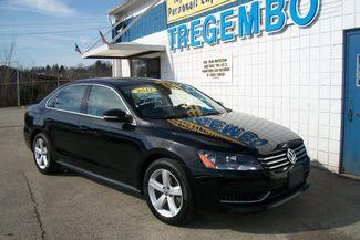 2013 Volkswagen Passat SE w/Sunroof Bentleyville, Pennsylvania 41