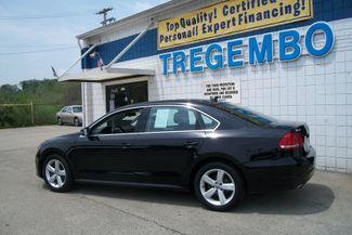 2013 Volkswagen Passat SE w/Sunroof Bentleyville, Pennsylvania 34