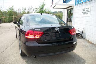 2013 Volkswagen Passat SE w/Sunroof Bentleyville, Pennsylvania 43