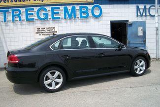2013 Volkswagen Passat SE w/Sunroof Bentleyville, Pennsylvania 35