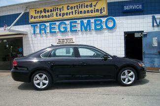 2013 Volkswagen Passat SE w/Sunroof Bentleyville, Pennsylvania 22
