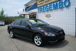 2013 Volkswagen Passat SE w/Sunroof Bentleyville, Pennsylvania 39