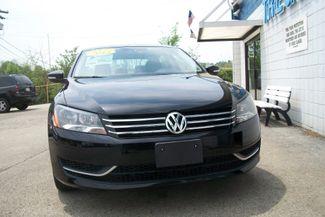 2013 Volkswagen Passat SE w/Sunroof Bentleyville, Pennsylvania 53