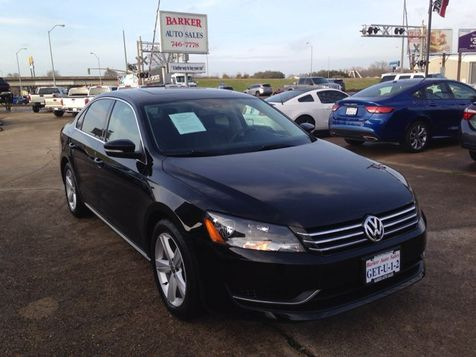 2013 Volkswagen Passat SE w/Sunroof in Bossier City, LA