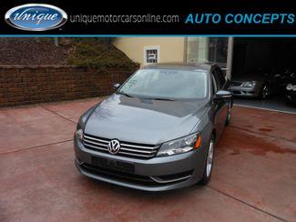 2013 Volkswagen Passat SE w/Sunroof Bridgeville, Pennsylvania 1