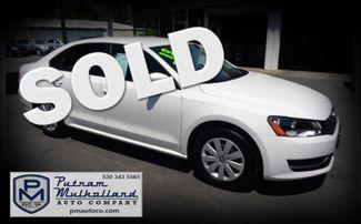 2013 Volkswagen Passat S 2.5L Sedan Chico, CA