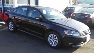 2013 Volkswagen Passat S w/Appearance East Haven, CT 4