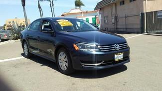 2013 Volkswagen Passat S Imperial Beach, California