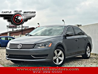 2013 Volkswagen Passat **INCLUDES 2 YRS FREE MAINTENANCE** in Lewisville Texas