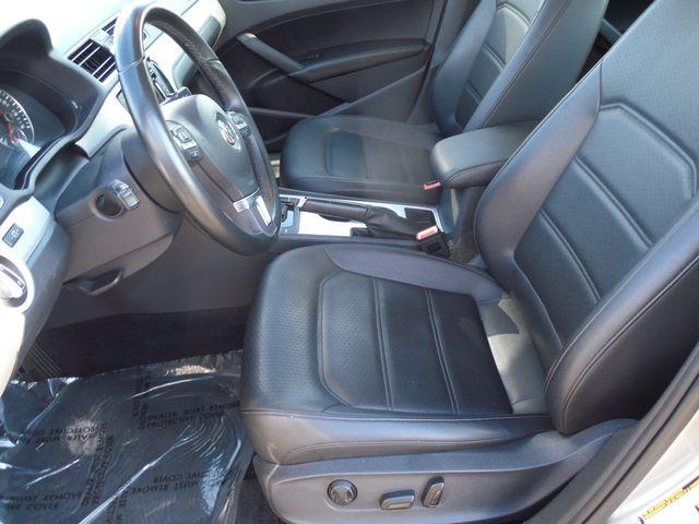 2013 Volkswagen Passat SE w/Sunroof Leesburg, Virginia 9