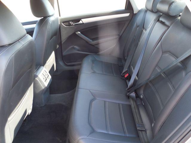 2013 Volkswagen Passat SE w/Sunroof Leesburg, Virginia 12