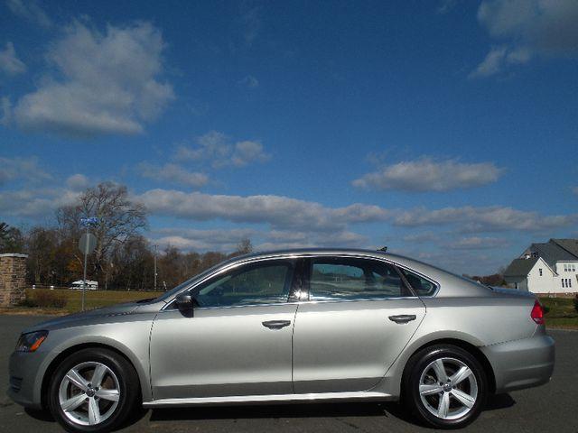 2013 Volkswagen Passat SE w/Sunroof Leesburg, Virginia 5