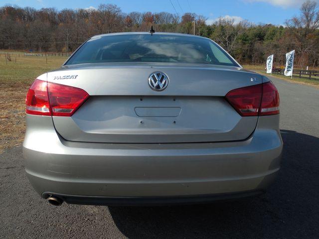 2013 Volkswagen Passat SE w/Sunroof Leesburg, Virginia 7
