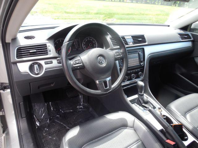 2013 Volkswagen Passat SE Leesburg, Virginia 9