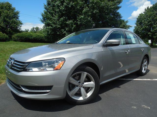 2013 Volkswagen Passat SE Leesburg, Virginia 0