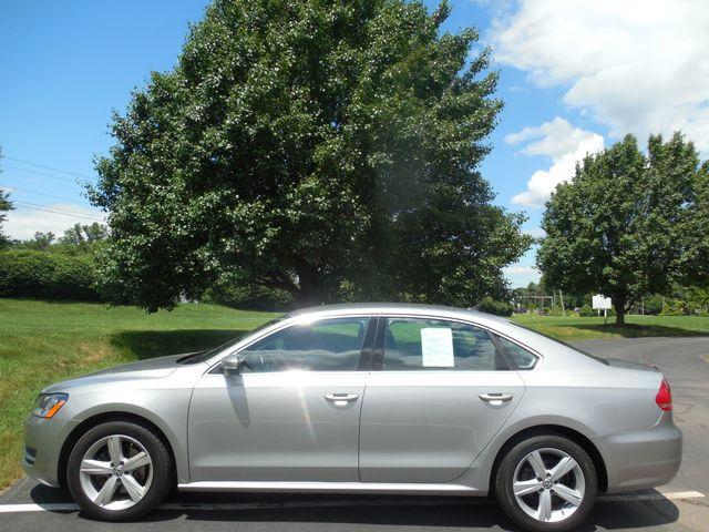 2013 Volkswagen Passat SE Leesburg, Virginia 5
