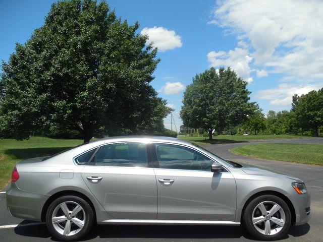 2013 Volkswagen Passat SE Leesburg, Virginia 4