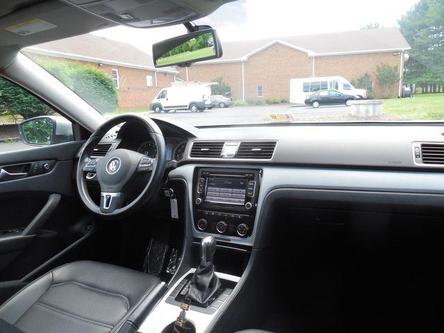 2013 Volkswagen Passat SE Leesburg, Virginia 14