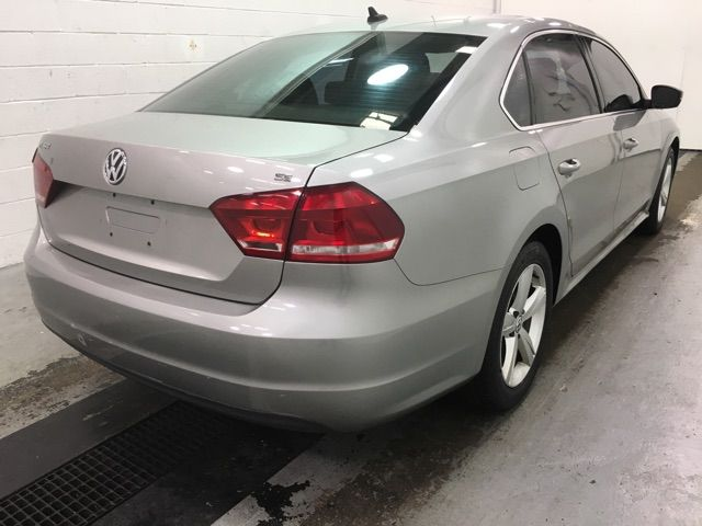 2013 Volkswagen Passat SE w/Sunroof Leesburg, Virginia 2