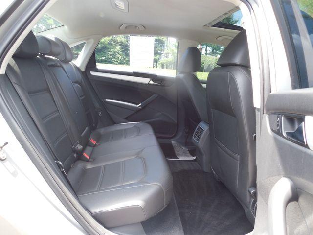 2013 Volkswagen Passat SE w/Sunroof Leesburg, Virginia 11