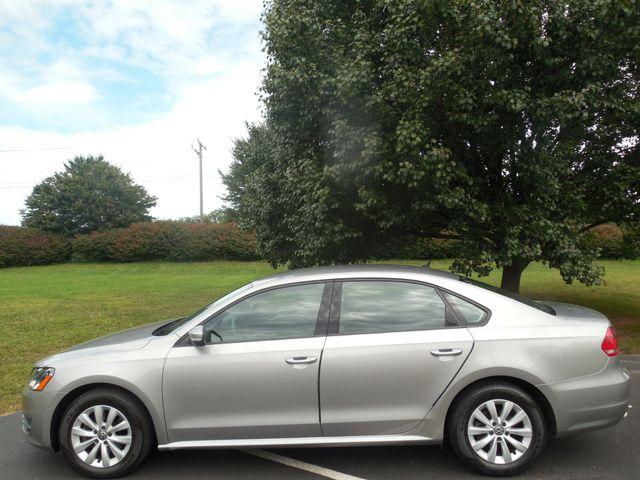 2013 Volkswagen Passat S w/Appearance Leesburg, Virginia 4