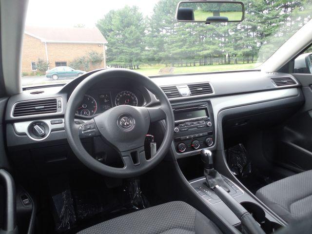 2013 Volkswagen Passat S w/Appearance Leesburg, Virginia 14