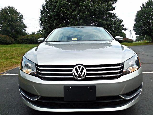2013 Volkswagen Passat S w/Appearance Leesburg, Virginia 6
