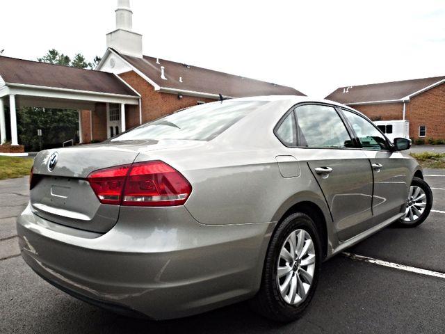 2013 Volkswagen Passat S w/Appearance Leesburg, Virginia 2