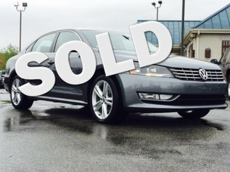 2013 Volkswagen Passat SEL Premium LINDON, UT